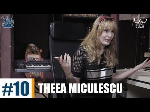 Music Cafe Show #10 - Theea Miculescu