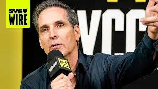 Spawn Creator Todd McFarlane Wants To Bring You A Movie | NYCC 2019 | SYFY WIRE