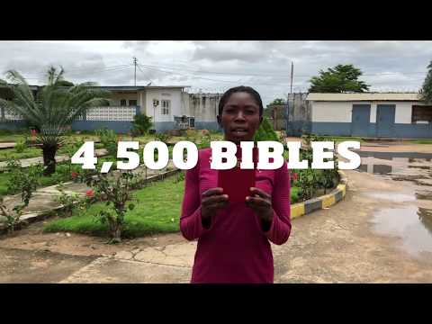 TRUST GOD AND DO BIG THINGS // BTW THE DRC IS CRAZY// bibles4peoples