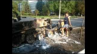 Мне есть, что рассказать детям и внукам о войне на Донбассе.