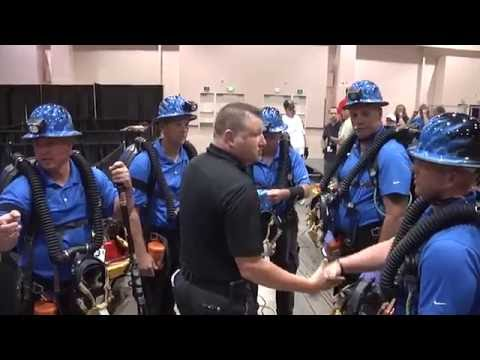 2016 National M/NM Mine Rescue Contest