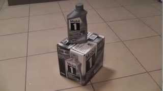 масло моторное mobil 1 0w 40