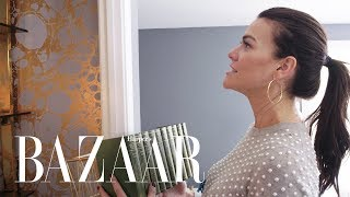 Transforming Your Closet Into a Chic Home Office | Design Girlfriend | Harper's BAZAAR