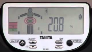 Video Évaluation Corporelle sur Tanita Impédancemètre BC 601 download MP3, 3GP, MP4, WEBM, AVI, FLV Juni 2018