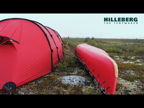 Talking Tents with the Rediscover North America canoe expedition