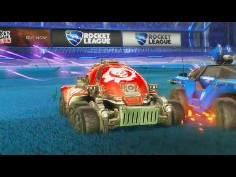 Rocket League Official Xbox One Launch Trailer