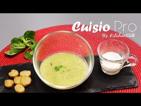 recettes-/-crème-de-courgette-//-cuisio-pro-:-la-plus-petite-cuisine-du-monde-!
