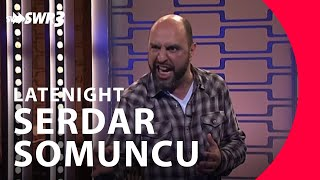 SWR3latenight mit Serdar Somuncu | Pierre M. Krause