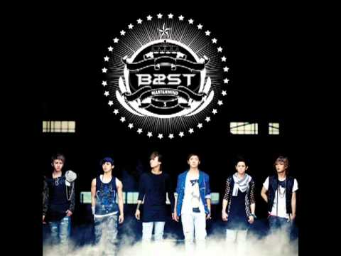 B2ST/BEAST (비스트) - '숨'/Soom Full AUDIO [MP3/DL]