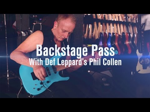 Backstage Pass with Def Leppard's Phil Collen Mp3