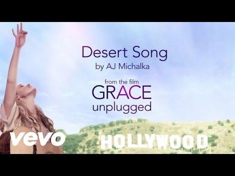 AJ Michalka - Desert Song