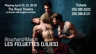 Les Feluettes/Lilies Bouchard/March