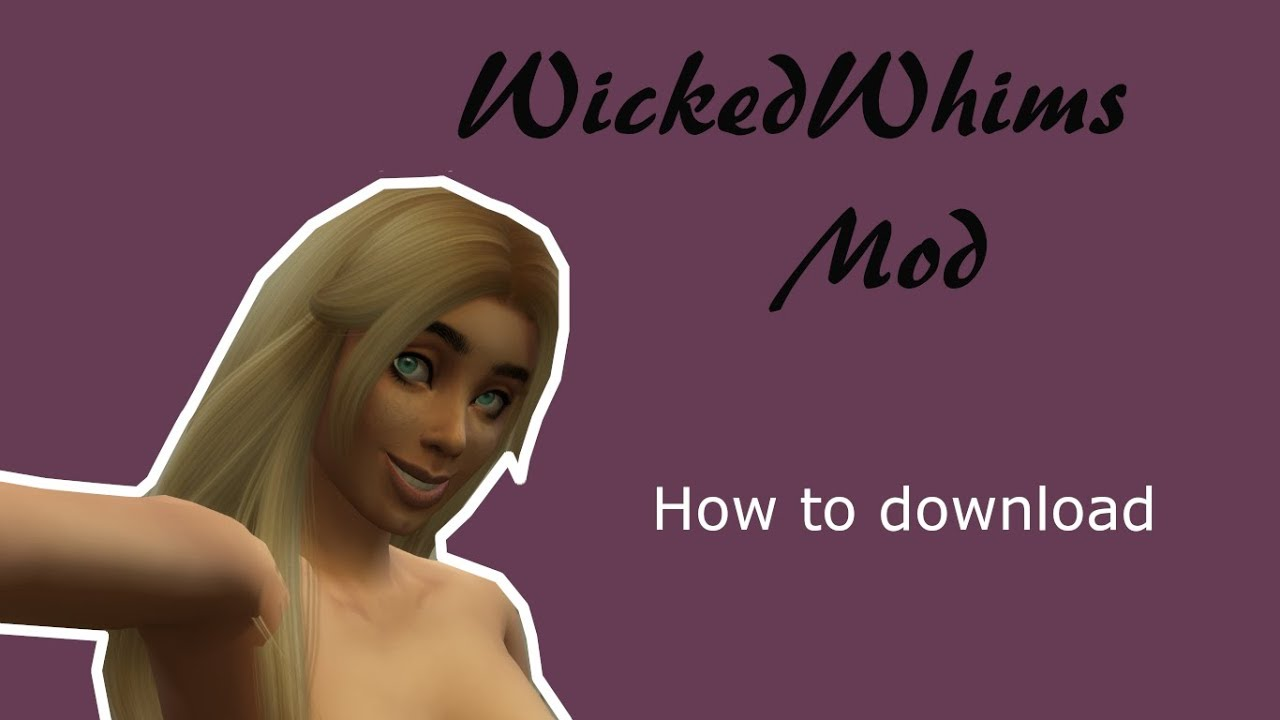 Sims 4 adults only mods