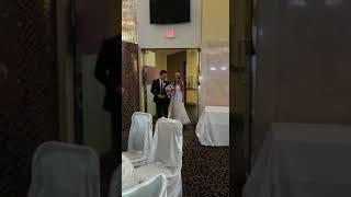 Сентябрь 2. 2017 Славик с Маргаритой заходят на свадебный Пир, посвящённый их Свадьбе!!!