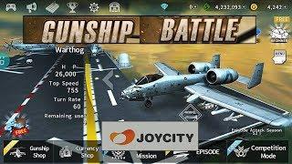 GUNSHIP BATTLE: Helicopter 3D Warthog