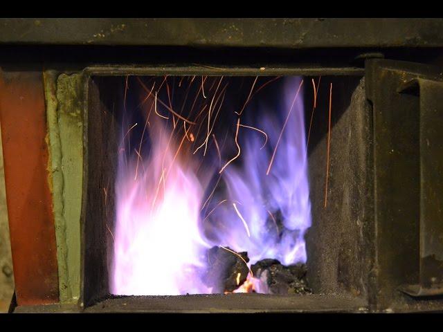 Czyste spalanie w?gla kamiennego w tradycyjnym kotle górnego spalania