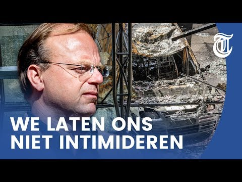 Alles over de aanslag op De Telegraaf