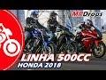 NOVA LINHA 500cc Honda 2018 FICOU MAIS BARATA! - MRDrops
