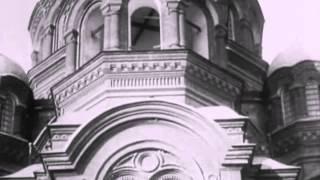 видео Строители уложили треть кирпичной кладки собора Александра Невского