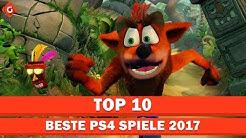 Die besten PS4-Spiele des Jahres! | Top 10