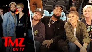 Odell Beckham Jr. Courting Zendaya (Again?) | TMZ TV