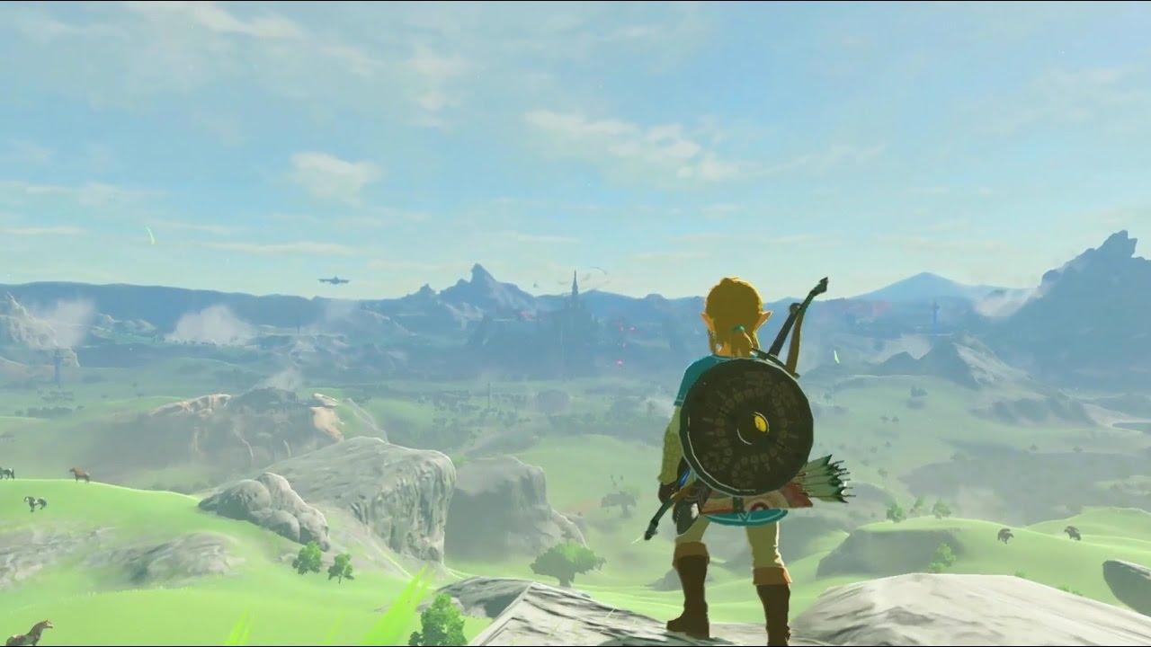 The Legend Of Zelda Breath Of The Wild Release Date