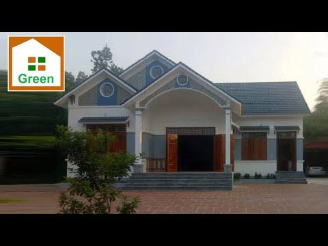 Nhà Đẹp   Mẫu Nhà Cấp 4 Đẹp 4 Phòng Ngủ Công Năng Hợp Lý