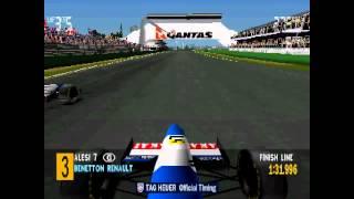 Formula 1 Championship Edition ... (PS1)
