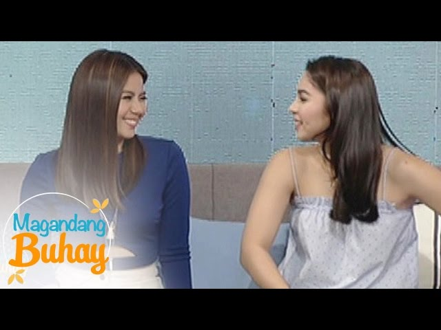 Magandang Buhay: Julia and Miles on facing adulthood
