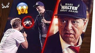 Unsere HEIRAT vor 10.000 Menschen! • Make Walter Great Again!   #WWW