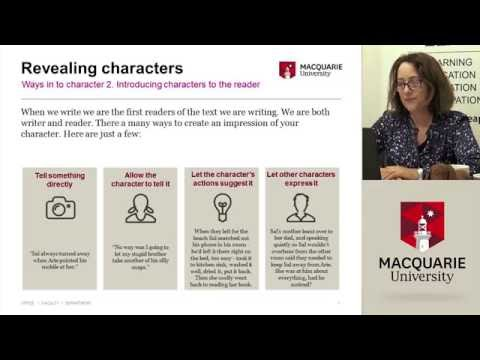 Talking Characters - LEAP Links Video Conference