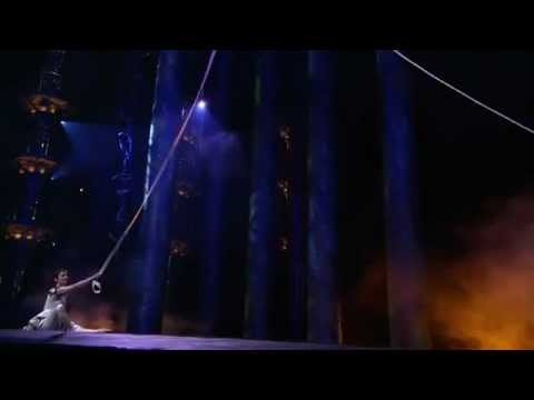 Duo Aerial Strap - Cirque du Soleil