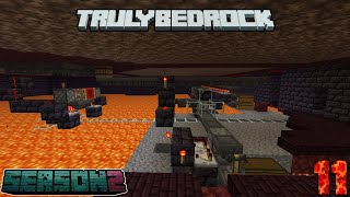 Truly Bedrock Season 2 Episode 11: Piglin Farm Madness