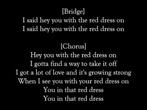 MAGIC! - Red Dress lyrics - YouTube