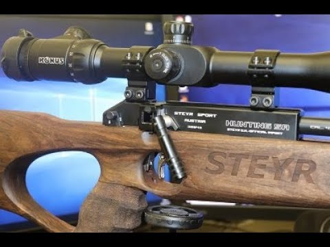 Steyr Hunter 5A [review]