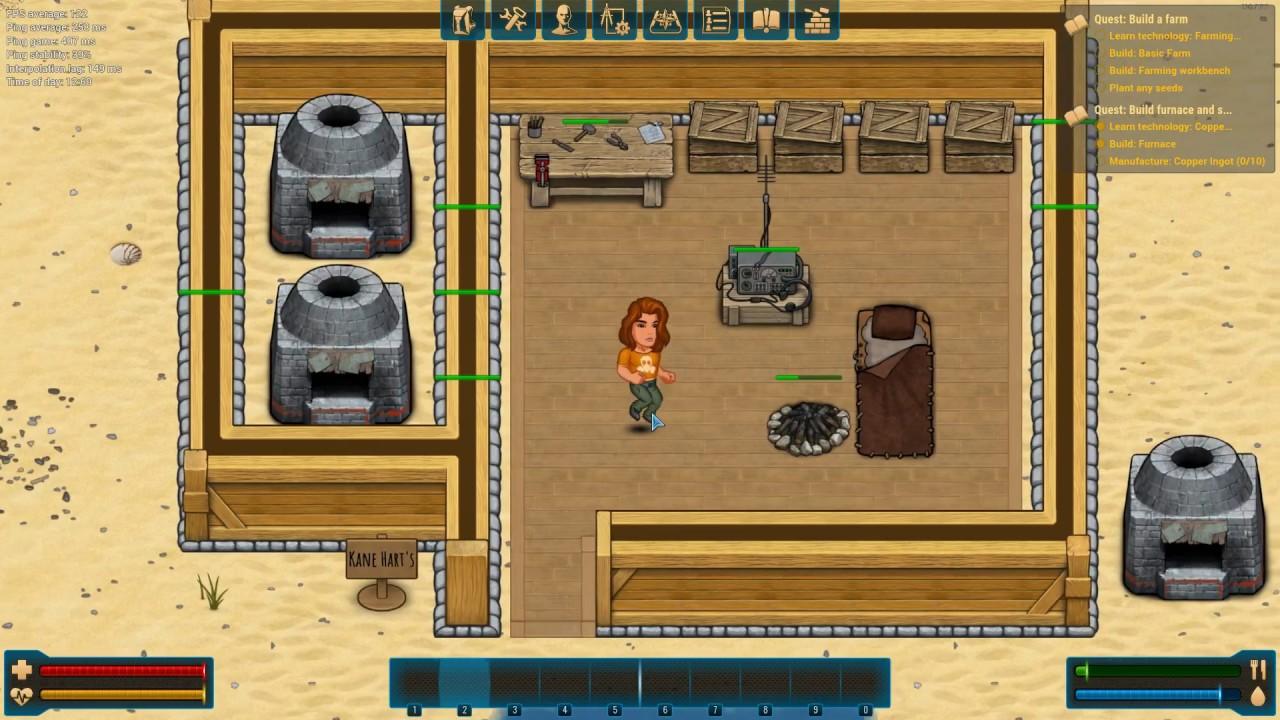 Steamworks Game Server