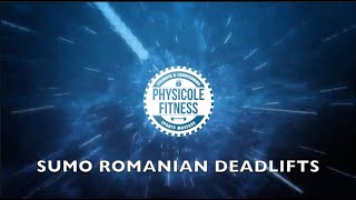 Sumo Romanian Deadlifts