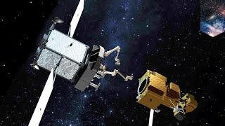 Space robot: NASA to launch autonomous satellite repair robot Restore-L in summer 2020 - TomoNews
