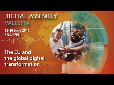 #DA17: The EU and the global digital transformation