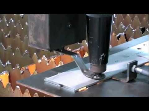 Jobshop Sheet Metal Fabrication Capabilities