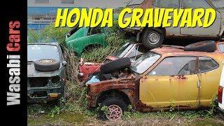 Classic Honda Junkyard: N360, Z Coupe/Hardtop, S600, Vamos, etc...
