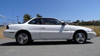 Pontiac Grand Am SE Sport Coupe 3300 V6 45,000 Original Miles Near Mint Test Drive...