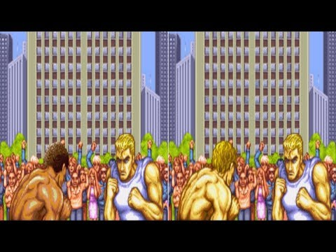 Why Street Fighter 2's Intro Was Changed In English