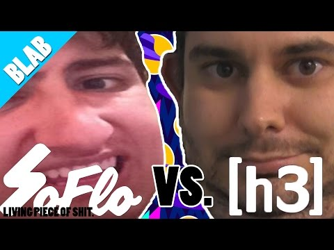 H3H3 VS THE WORST THIEF ON THE INTERNET