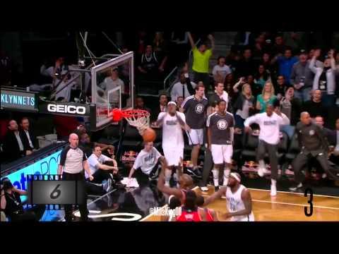 Deron Williams New Jersey Nets   Brooklyn Nets Career Highlights