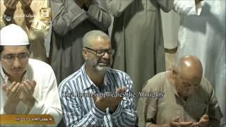 دعاء خاشع لقنوت ليلة 15 رمضان 1437 : الشيخ عبدالرحمن السديس
