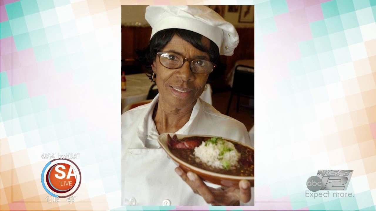 Ma Harper Is More Than A Restaurant Owner She S All About Positivity Sa Live Ksat