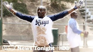 Rival Crip Gangs Are Playing Softball To Make Peace In LA (HBO)
