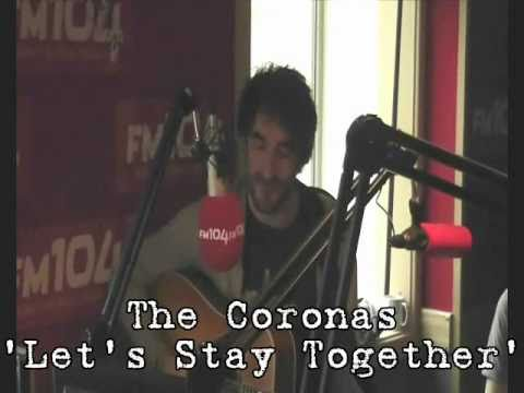 The Coronas  FM104s Uned Unplugged 3 songs!
