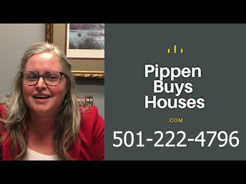 Sell My House Fast Little Rock Arkansas - (501) 222-4796 Pippen Buys Houses
